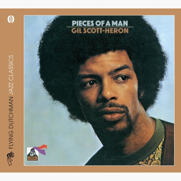 iTunes Artwork for 'Pieces of a Man (Deluxe Edition) (by Gil Scott-Heron)'