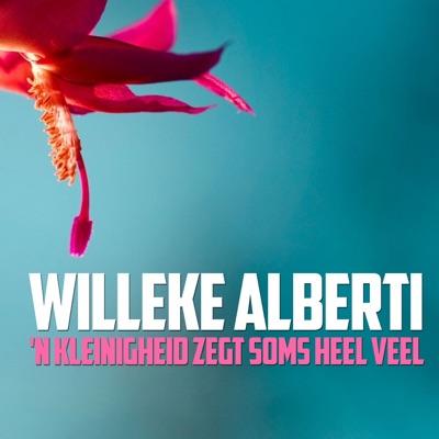 'N Kleinigheid Zegt Soms Heel Veel - Single - Willeke Alberti