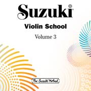 Suzuki Violin School, Vol. 3 - William Preucil - William Preucil