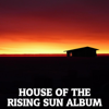 The Animals - House of the Rising Sun artwork