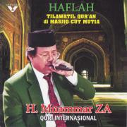 Haflah Tilawatil Qur'an Di Masjid Cut Mutia - H. Muammar ZA - H. Muammar ZA