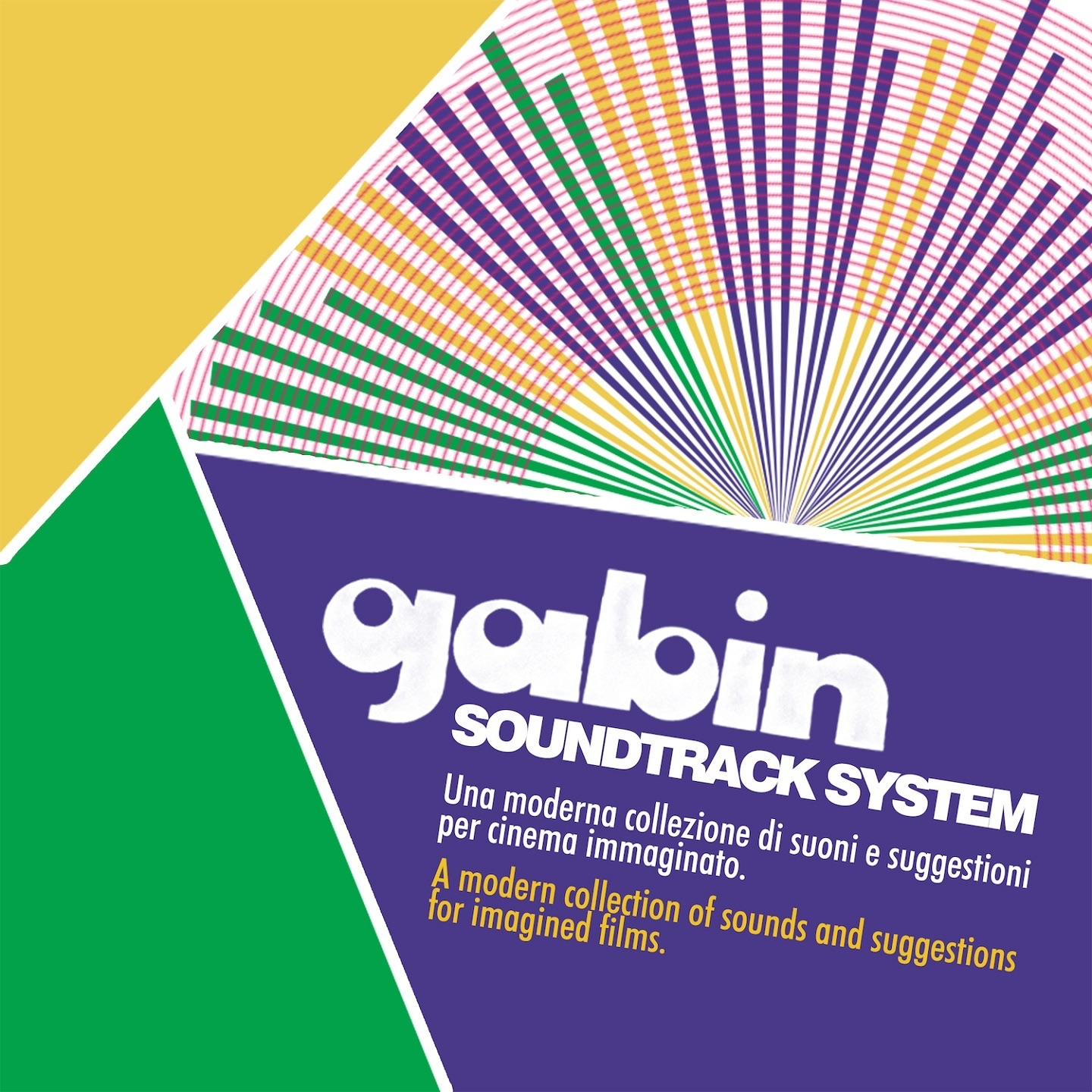 Soundtrack System (A Modern Collection of Sounds and Suggestions for Imagined Films)