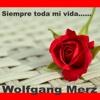 Siempre Toda Mi Vida - Single - Wolfgang Merz