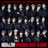 HiGH & LOW ORIGINAL BEST ALBUM ジャケット画像
