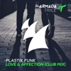 Love & Affection (Club Mix) - Single - Plastik Funk