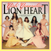 Lion Heart - The 5th Album - Girls' Generation - Girls' Generation