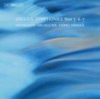 Minnesota Orchestra & Osmo Vänskä - Sibelius: Symphonies Nos. 3, 6 & 7 artwork