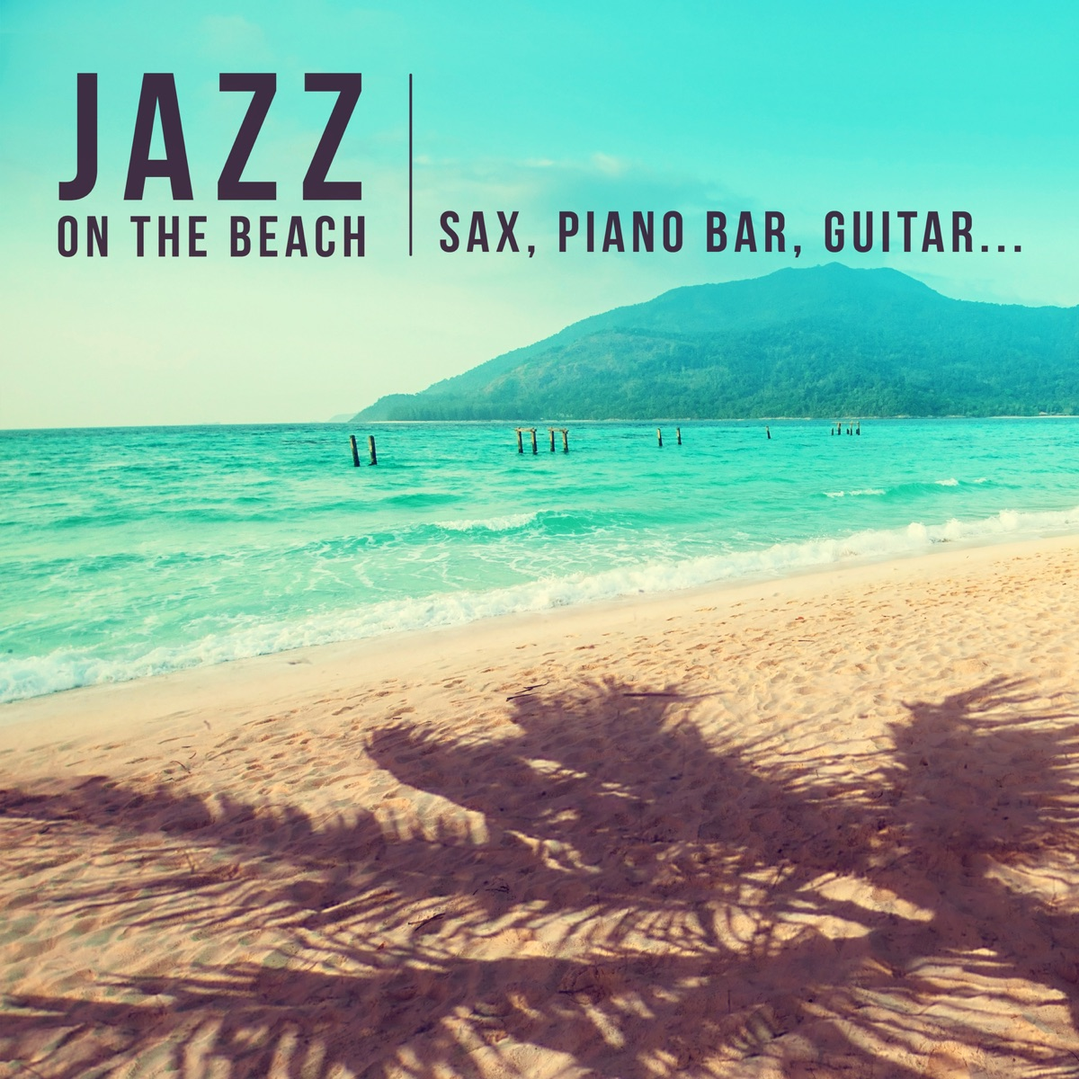Jazz on the Beach: The Best of Instrumental Smooth Jazz Album Cover