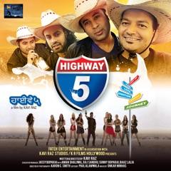 Highway 5 (Original Motion Picture Soundtrack)