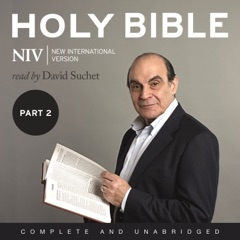 Complete NIV Audio Bible, Volume 2: Prophets, Gospels, Acts and Letters (Unabridged)