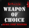 Weapon of Choice (Remix Comp Winners) - Single, Fatboy Slim