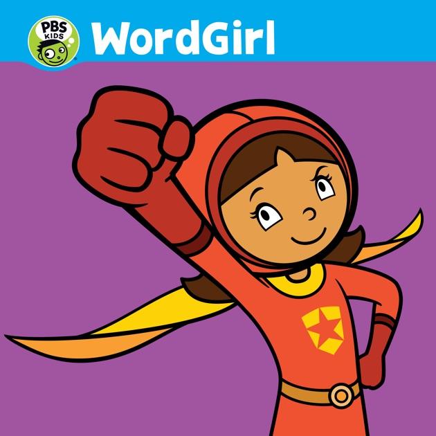 Wordgirl Becky: WordGirl, Vol. 3 On ITunes