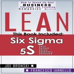 LEAN: Lean Tools - Six Sigma & 5S - 2 Manuscripts (Unabridged)