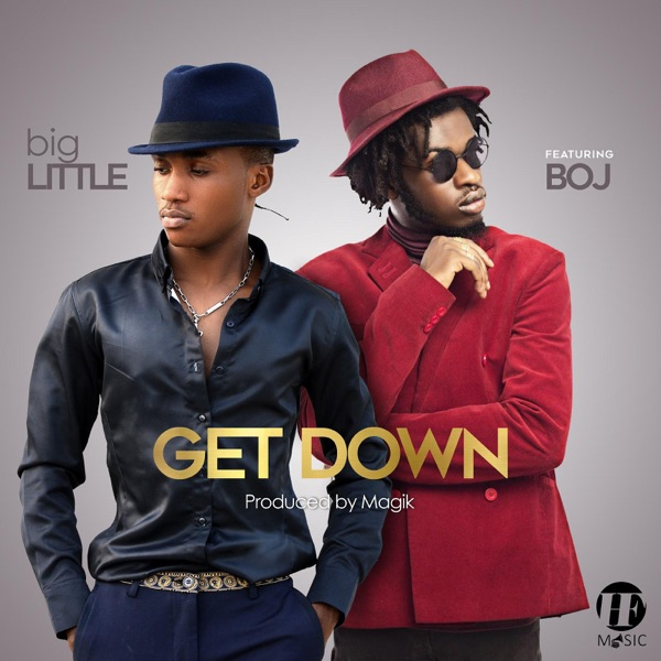 Get Down (feat. Boj) - Single