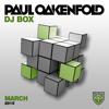 Paul Oakenfold - Dj Box - March 2015 artwork