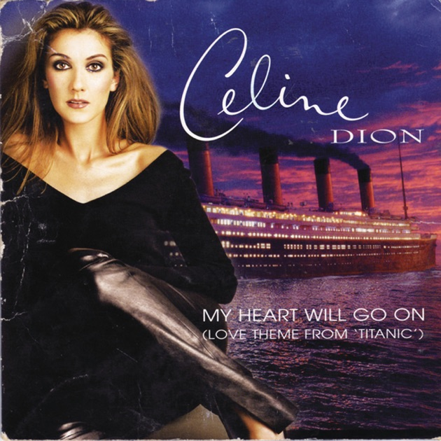 C line Dion - My Heart Will Go On Lyrics