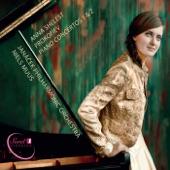 Anna Shelest/Janáček Philharmonic Orchestra/Niels Muus - Piano Concerto No. 2 in G Minor, Op. 16: I. Andantino