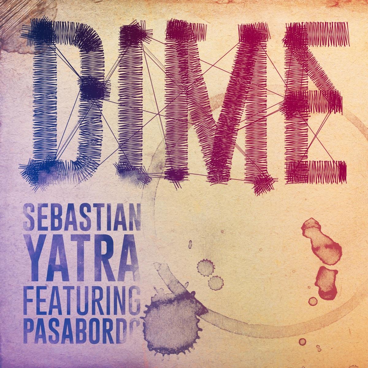Dime Album Cover by Sebastián Yatra