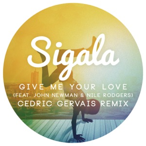 Give Me Your Love (Cedric Gervais Remix Radio Edit) [feat. John Newman & Nile Rodgers] - Single Mp3 Download