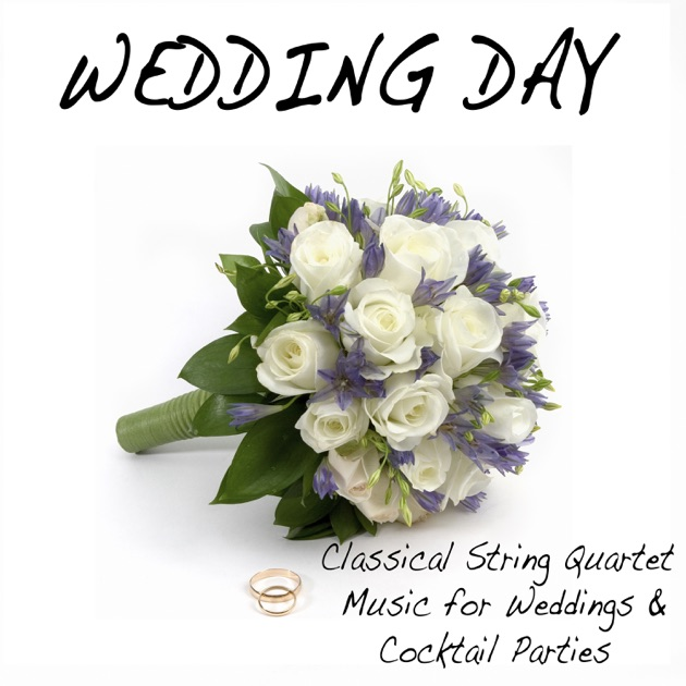 Wedding Day Classical String Quartet Music For Weddings And Cocktail Parties By Dina Fanai On Apple