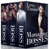 Lexy Timms - Managing the Bosses Box Set #1-3: Billionaire Romance (Unabridged)  artwork