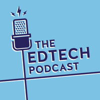 Podcast cover art for The Edtech Podcast