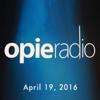 Opie Radio - Opie and Jimmy, Ian Halperin, Pete Davidson, Dan Soder, April 19, 2016  artwork