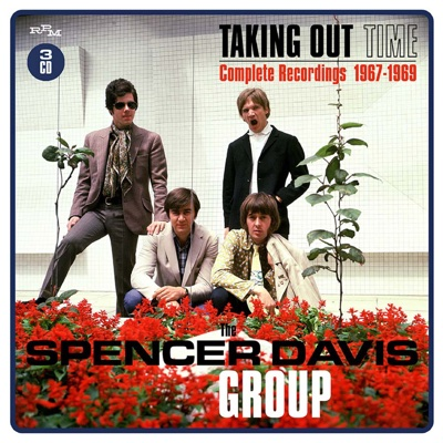 Taking Time Out: Complete Recordings 1967-1969 - The Spencer Davis Group album
