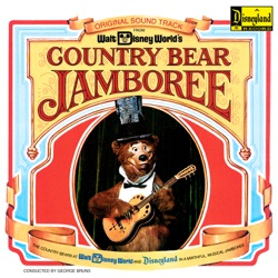 Polly Wolly Doodle Country Bear Jamboree (Original Soundtrack) - Various Artists image