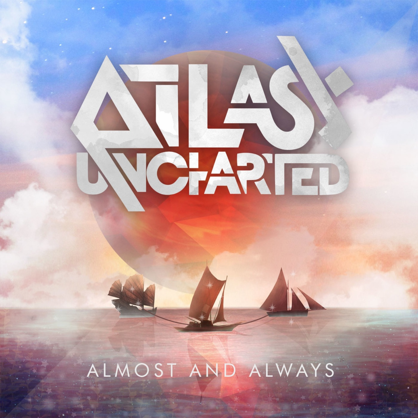 Atlas Uncharted - Kin/Pursuit of Happiness [Unreleased Tracks] (2018)