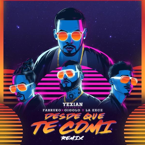 Cover art for Desde Que Te Comi (Remix)