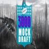 3000 NFL Mock Draft