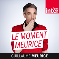 Podcast cover art for Le moment Meurice