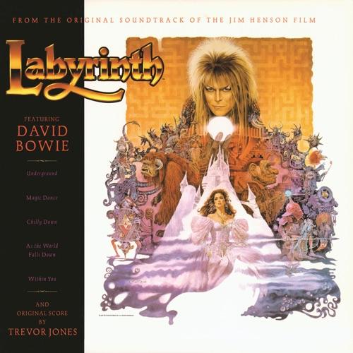 David Bowie & Trevor Jones - Labyrinth (From the Original Soundtrack of the Jim Henson Film)