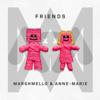 Marshmello & Anne-Marie - Friends artwork