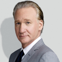 Podcast cover art for Real Time with Bill Maher