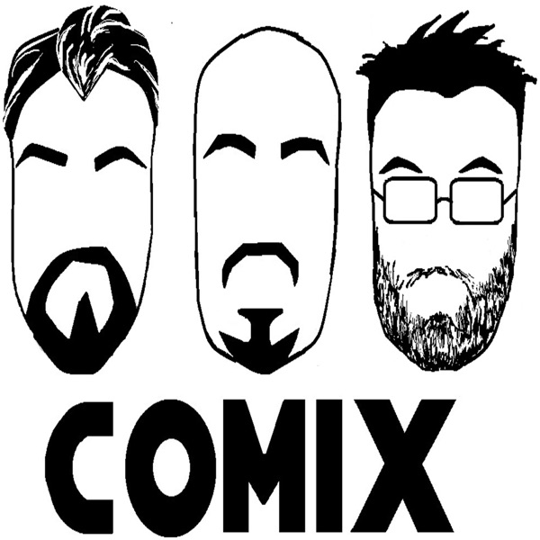 Comix: Drinks & Conversation