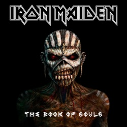 The Book of Souls - Iron Maiden Album Cover