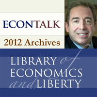 Podcast cover art for EconTalk Archives, 2012