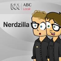 Podcast cover art for Nerdzilla