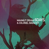 Mahmut Orhan & Colonel Bagshot - 6 Days artwork