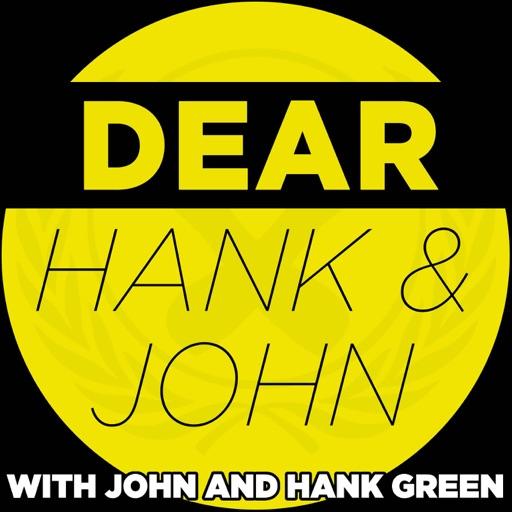 Cover image of Dear Hank and John