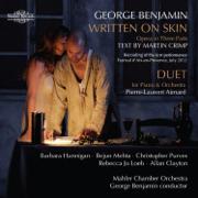 Written on Skin - Barbara Hannigan, George Benjamin, Mahler Chamber Orchestra & Bejun Mehta - Barbara Hannigan, George Benjamin, Mahler Chamber Orchestra & Bejun Mehta