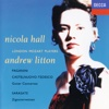 Paganini, Sarasate, Castelnuovo-Tedesco: Guitar Concertos - Andrew Litton, Nicola Hall & London Mozart Players