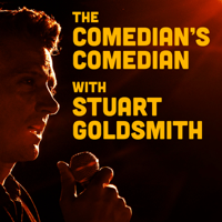 Podcast cover art for The Comedian's Comedian Podcast