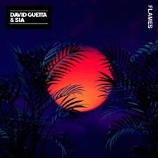 Flames by Sia, David Guetta