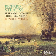 Strauss: Complete Music for Winds