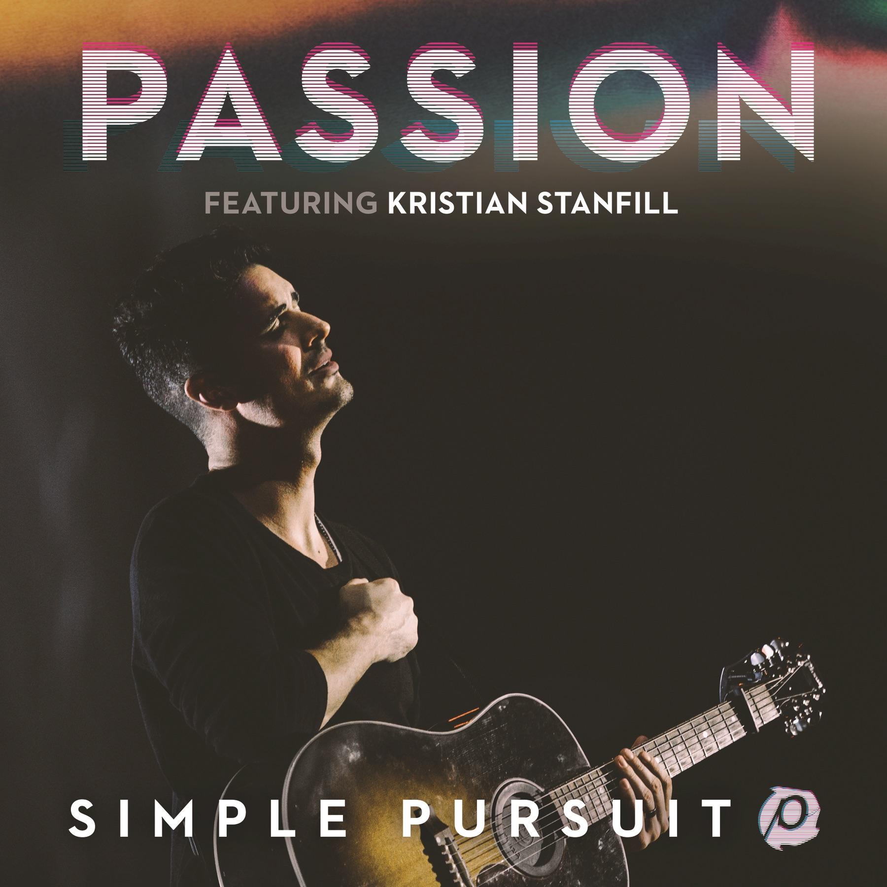 Simple Pursuit (feat. Kristian Stanfill) [Radio Edit] - Single