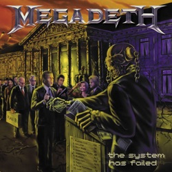 The System Has Failed - Megadeth Album Cover