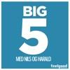 Big 5 med Nils og Harald